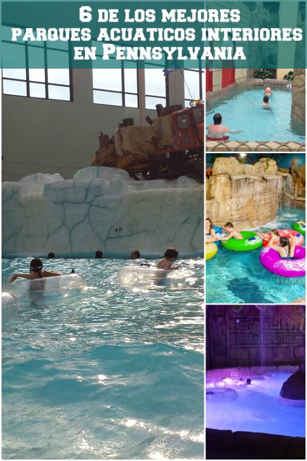 6 de los mejores parques acuáticos interiores en Pennsylvania y New Jersey