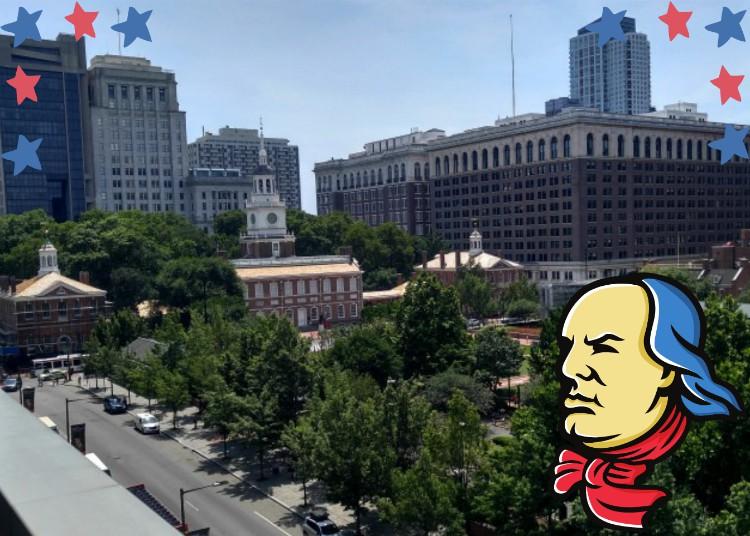 Lugares históricos en Filadelfia para aprender sobre el nacimiento de los Estados Unidos