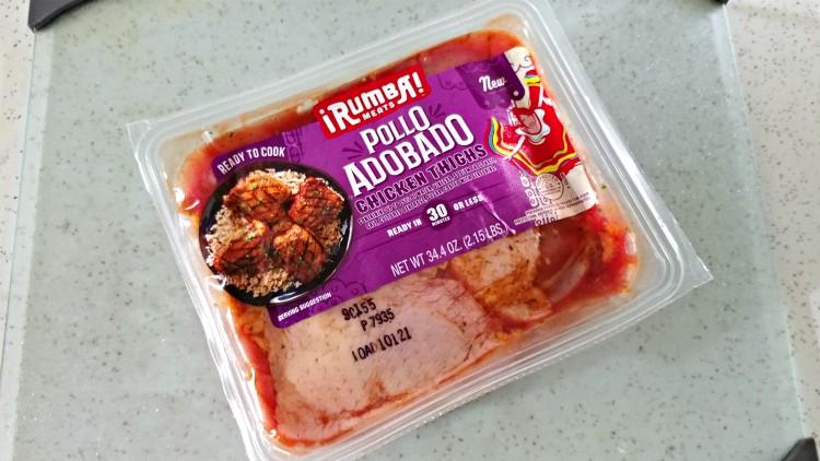 Un paquete de carne de Rumba meats alcanza para toda la familia