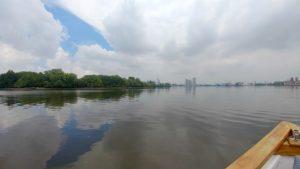 Paseo en bote en Filadelfia