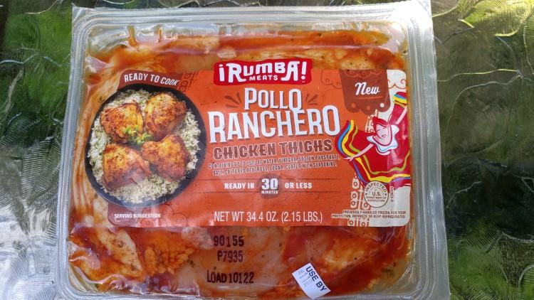 Paquete de Pollo Ranchero Rumba Meats