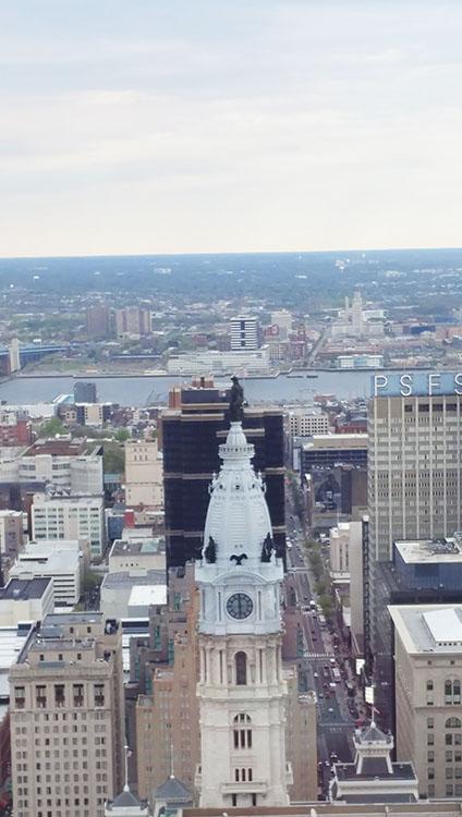En donde alojarse en Philadelphia
